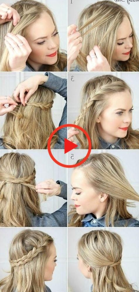 French Braid 30 French Braids Hairstyles Step By Step How French