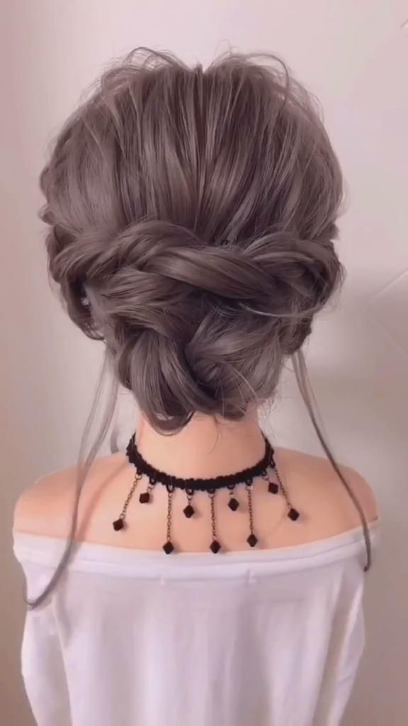Wedding Hairstyles For Long Hair Braided Hairstyle For Long Hair Video Tutorial Simple And Beautiful Hairstyles Trends Network Explore Discover The Best And The Most Trending Hairstyles And