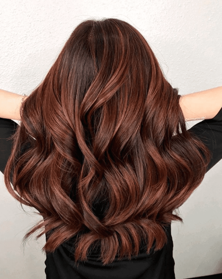 Fall & Winter Hair Color